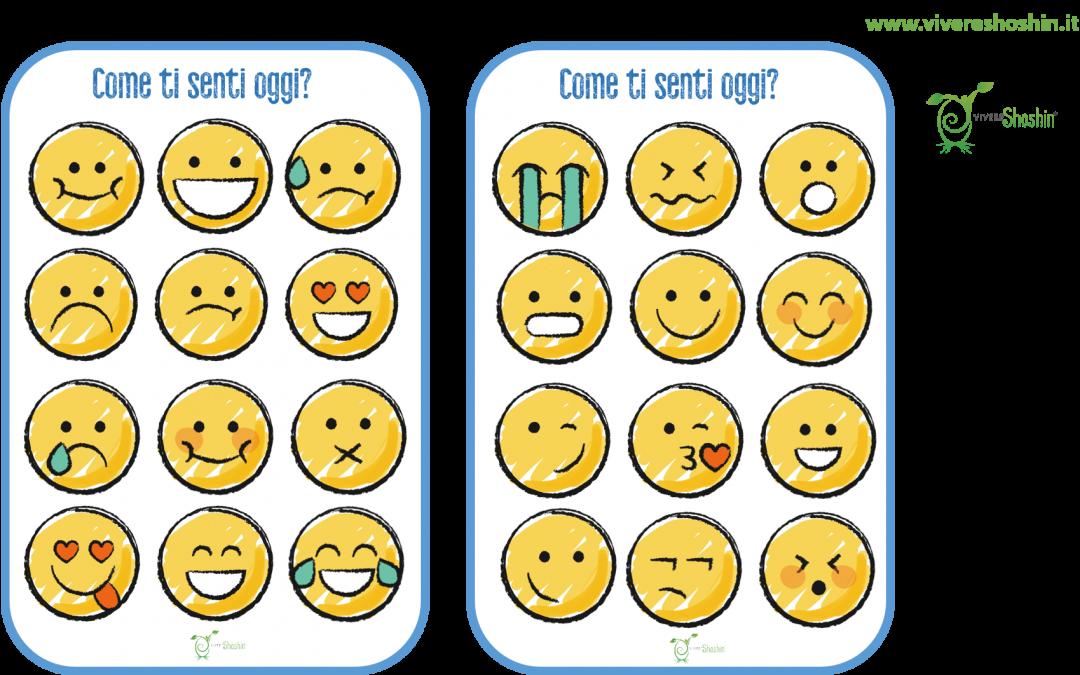 3 strumenti per identificare le emozioni con i bambini