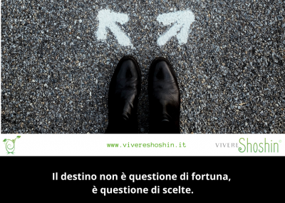Il destino non è questione di fortuna, è questione di scelte. - William Jennings Bryan
