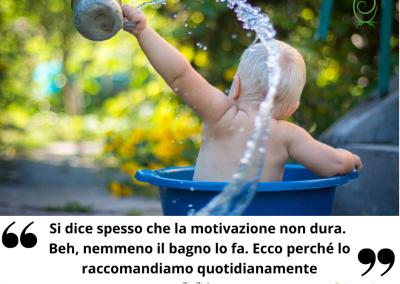 Si dice spesso che la motivazione non dura. Beh, nemmeno il bagno lo fa. Ecco perché lo raccomandiamo quotidianamente. - Zig Ziglar